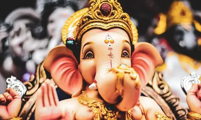 Do You Know The The Reason Why Ganesha Stole-TeluguStop.com