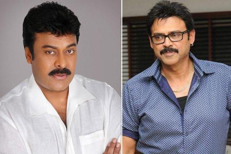 Megastar Chiranjeevi Commens On Venkatesh Narappa-TeluguStop.com