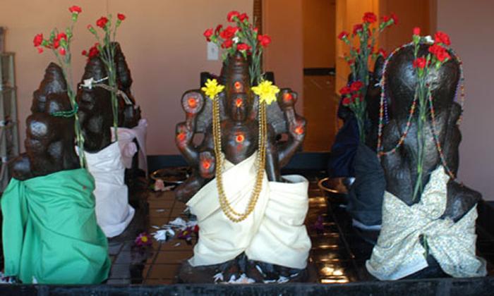 Navagraha Pradakshina Procedure Importance Of Navagraha-TeluguStop.com