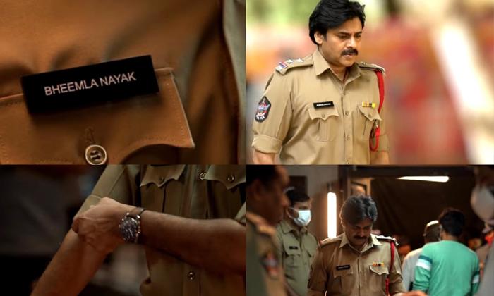 Telugu Ayyappanum Koshiyum Telugu, Bhimla Nayak, Pawan Kalyan, Pawan Kalyan Bhimla Nayak Movie Stills Viral, Rana Daggubati, Tollywood, Trivikram-Movie