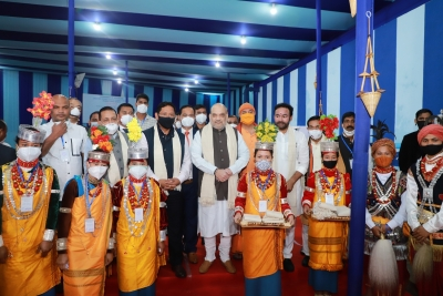 Pm Set Target To Provide Drinking Water To All Household: Shah-TeluguStop.com