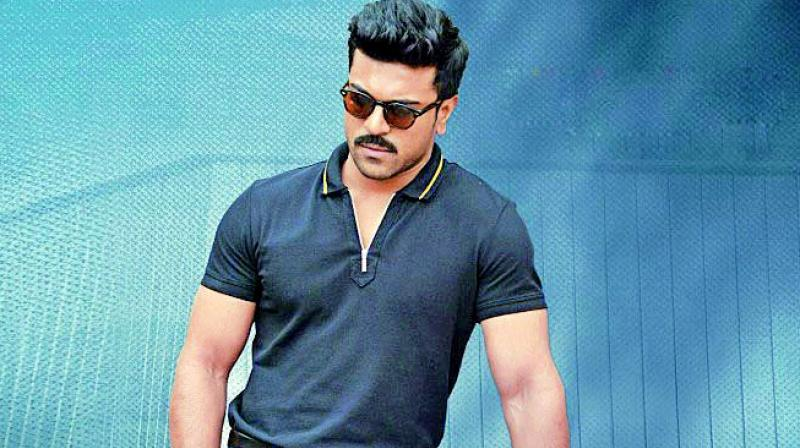 Ram Charan Dual Role In Shankar Movie-TeluguStop.com