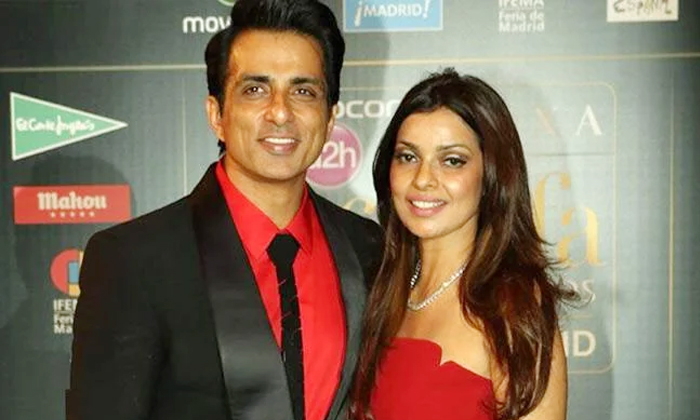 Sonu Sood Sonali Interesting Love Story-TeluguStop.com