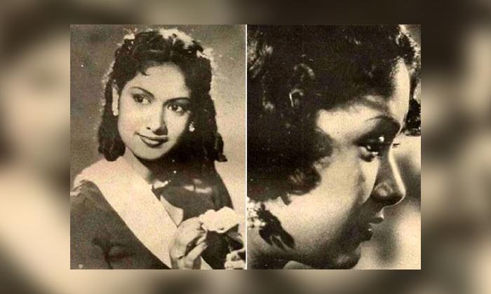 Savitri First Still Before Entering Into Movies-TeluguStop.com