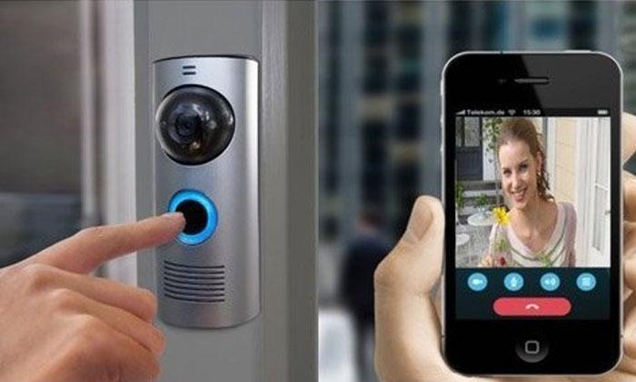 Zunpulse Door Bell Is An Extra Layer For House-TeluguStop.com