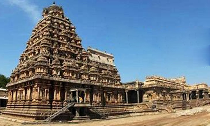 Do U Know Where There Is A Temple Shivalinga Without Nandi Opposite-TeluguStop.com