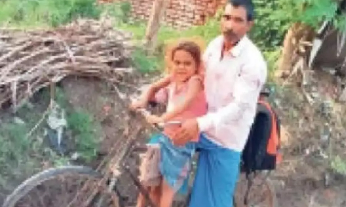 You Have To Travel 400 Km On A Bicycle For Your Son Because-TeluguStop.com