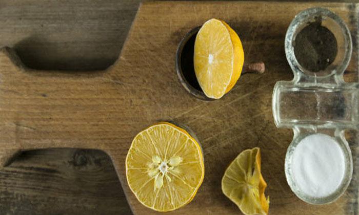 Lemon Helps To Get Rid Of Sputum Problem-TeluguStop.com