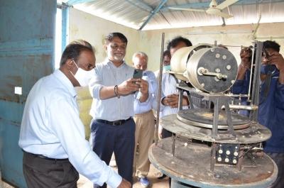 Telangana To Restore British Era Musical Flood Alert System In Osman Sagar-TeluguStop.com