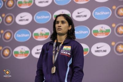 Ten Women Who Carry India's Medal Hopes-TeluguStop.com