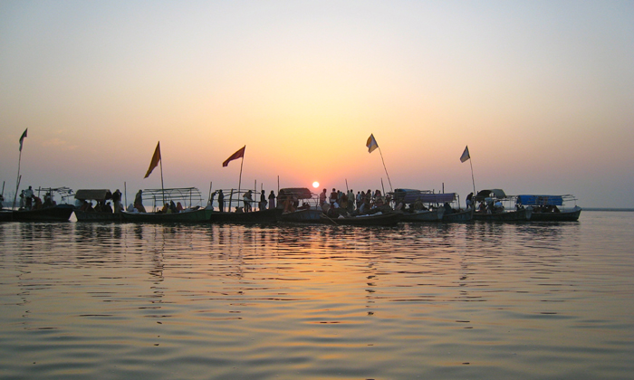 The Only River That Does Not Meet At Sea-TeluguStop.com