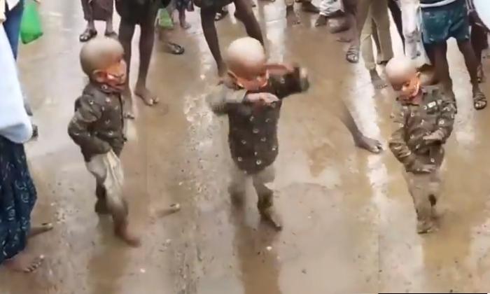 Vammo This Uncle Is Dancing Now-TeluguStop.com