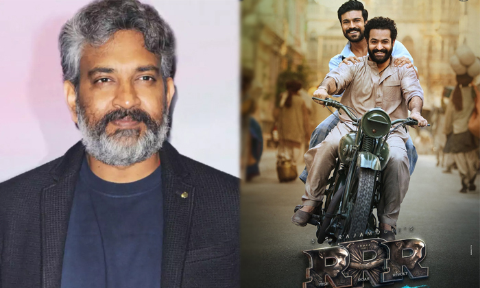 Three Crores For One Song In Rrr Rajamouli Who Is Not Stepping Back In Budget-TeluguStop.com