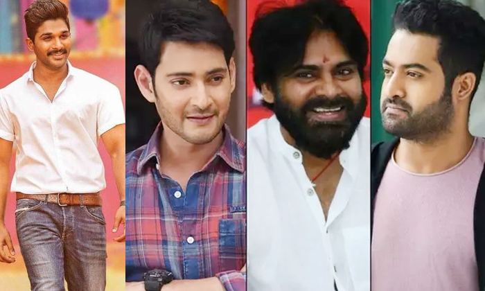 Tollywood Heros Make Over From First Movie To Now-TeluguStop.com