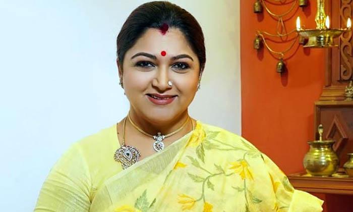 Untold Love Story Of Heroine Khushboo And Prabhu-TeluguStop.com