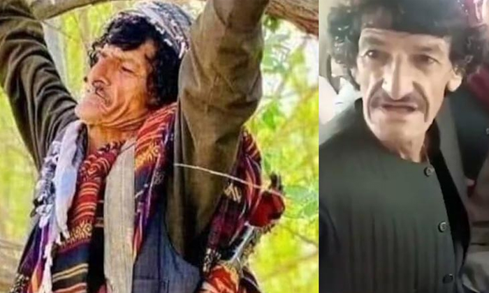Viral Video Talibans Killed The Comedian In Afganisthan-TeluguStop.com