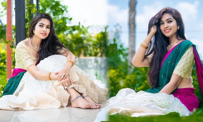 Telugu Actress Divi Vadthya, Bigg Boss, Divi Vadthya, Divi Vadthya Latest Updates, Divi Vadthya Saree Pics Goes Viral, Photos, Telugu News-Movie