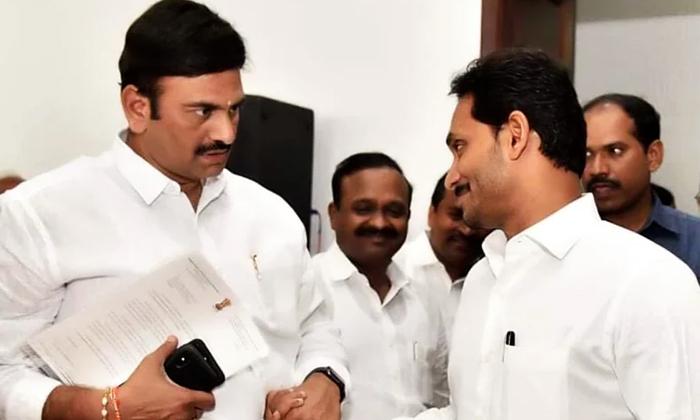 Ycp Rebel Mp Raghurama Krishnama Raju Sensational Comments On Ap Cm Jagan-TeluguStop.com