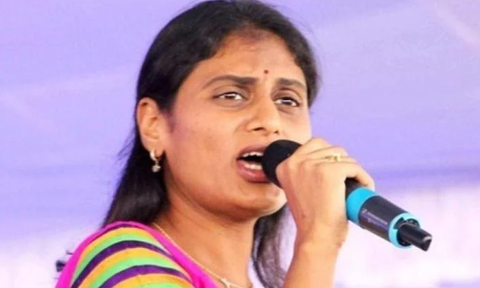 Is That Why Sharmila Is Booed-TeluguStop.com