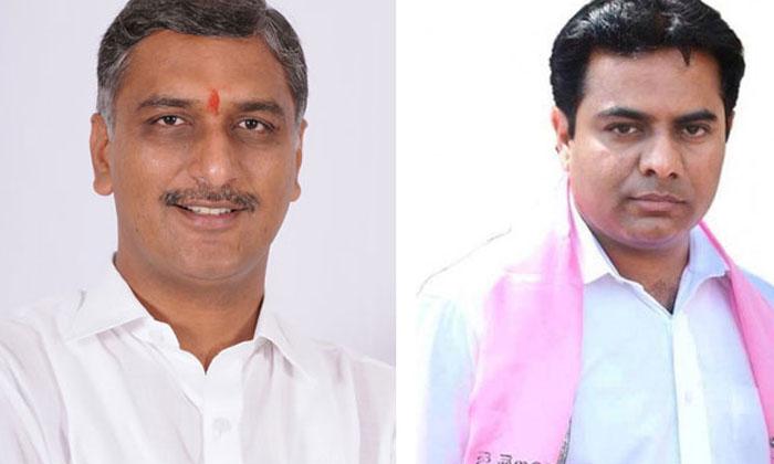 Ktr Harish Rao Ready To Undertake The Padayatra-TeluguStop.com