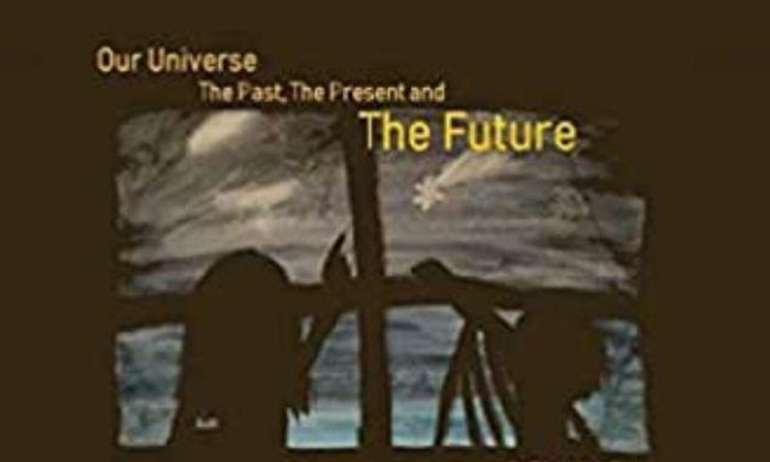 En Year Old Uncle Who Wrote A Book On Astronomy-TeluguStop.com