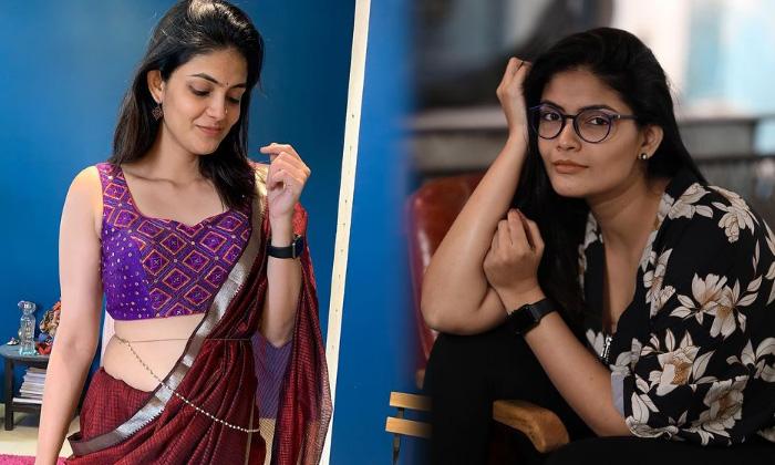 Actress Kalpika Ganesh Latest Hd Images-telugu Actress Hot Photos Actress Kalpika Ganesh Latest Hd Images - Telugu Phot High Resolution Photo