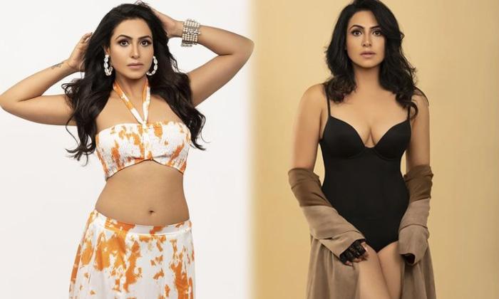 Actress Nandini Rai Looks Sizzling Hot In This Pictures-telugu Actress Hot Photos Actress Nandini Rai Looks Sizzling Hot High Resolution Photo