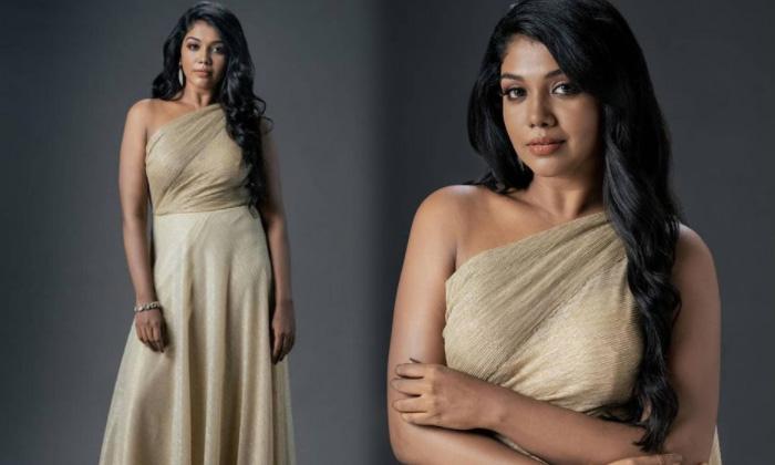 Actress Riythvika Beautiful Clicks-telugu Actress Hot Photos Actress Riythvika Beautiful Clicks - Telugu Twitter Images High Resolution Photo