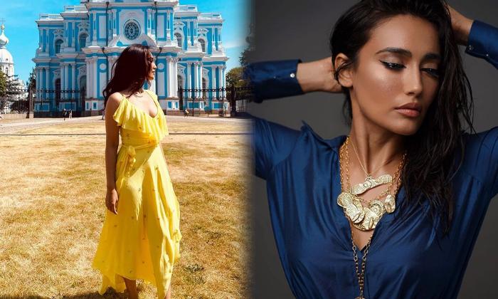Actress Surbhi Jyoti Pictures Is Raising Temperatures On Social Media-telugu Actress Hot Photos Actress Surbhi Jyoti Pic High Resolution Photo