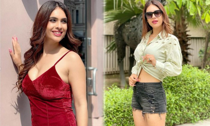 Bollywood Actress Neha Malik Dazzles In This Pictures - Telugu Actress Neha Malik Looks Drop Dead Gorgeous In Spicy Ima High Resolution Photo