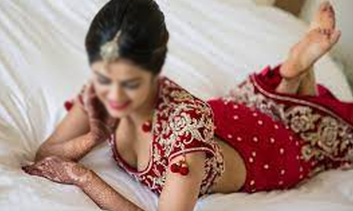 Bride Escape In First Night Day-TeluguStop.com