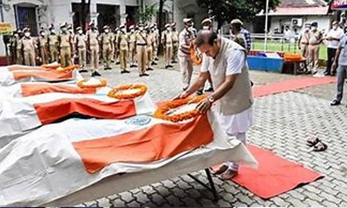 Telugu Amith Shah, Assam, Bjp, Boarder Issue, Latest News, Mizoram-Latest News - Telugu
