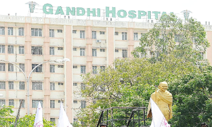 Hyderabad Gandhi Hospital Resumes Non-covid Services From Today-TeluguStop.com