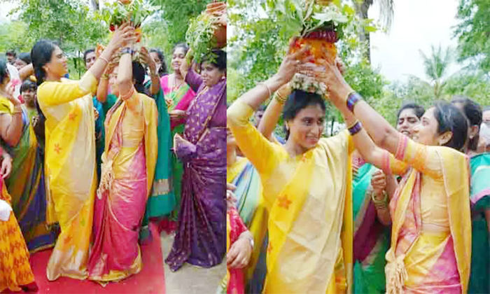 Is Sharmila Working Hard For The Recognition Of The People Of Telangana-TeluguStop.com