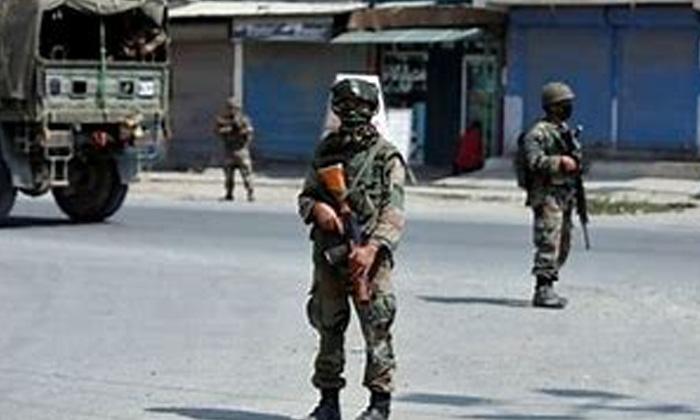 Jammu And Kashmir Police Make Sensational Decision-TeluguStop.com