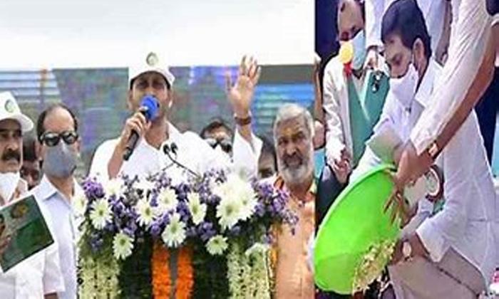 Key Remarks By Cm Jagan On Jagan Anna Pachchatoranam Program-TeluguStop.com