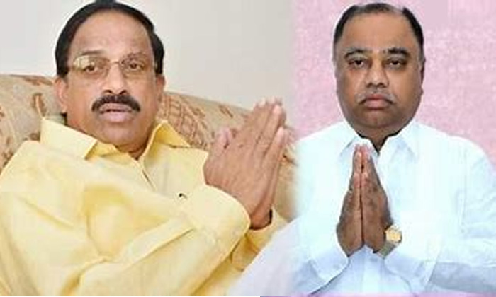 Khammam In Trs Who Is The Former Minister Who Targeted That Mla-TeluguStop.com