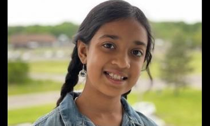Indian American Girl 11 Declared One Of The Brightest Students In World-TeluguStop.com