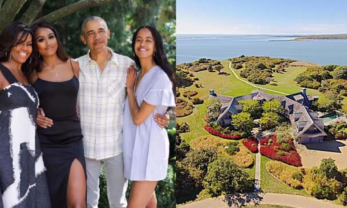 Obama Plans Big 60th Birthday Party In Marthas Vineyard As Threats Of Delta Variant Continue-TeluguStop.com