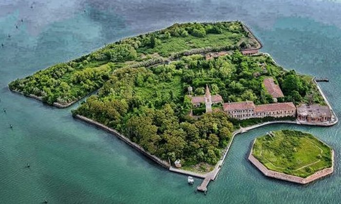 Most Haunted Island In The World-TeluguStop.com