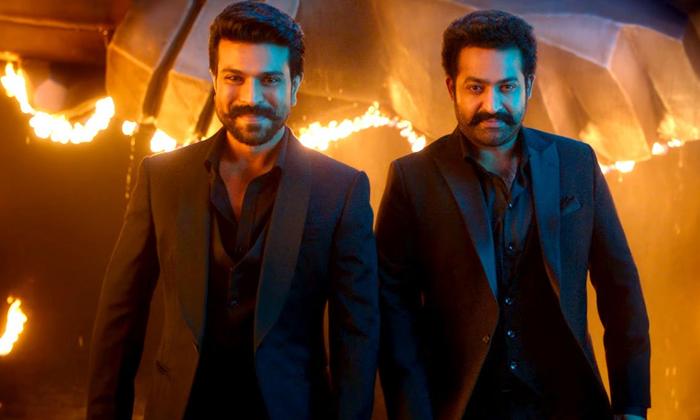 Rrr Movie Dosti Song Goes Viral In Youtube-TeluguStop.com