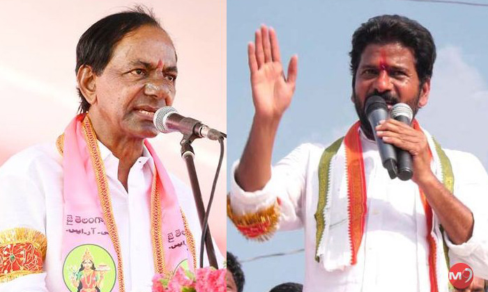 Telugu Congress President Revanth Reddy Rally On Dalit Girijana Dandora, Dalit Girijana Dandora, Hujurabad Elections, Kcr, Koushik Reddy, Revanth Reddy, Telangana Cm, Telangana Pcc President, Trs-Telugu Political News