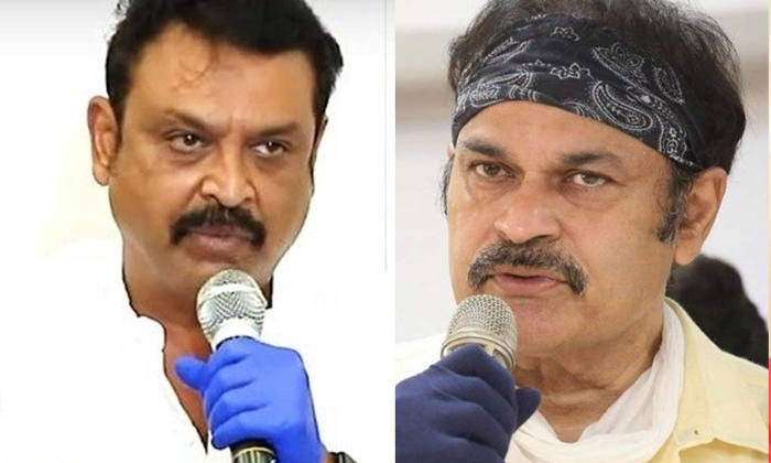 Maa President Naresh Commnets On Nagababu And Present Situation-TeluguStop.com