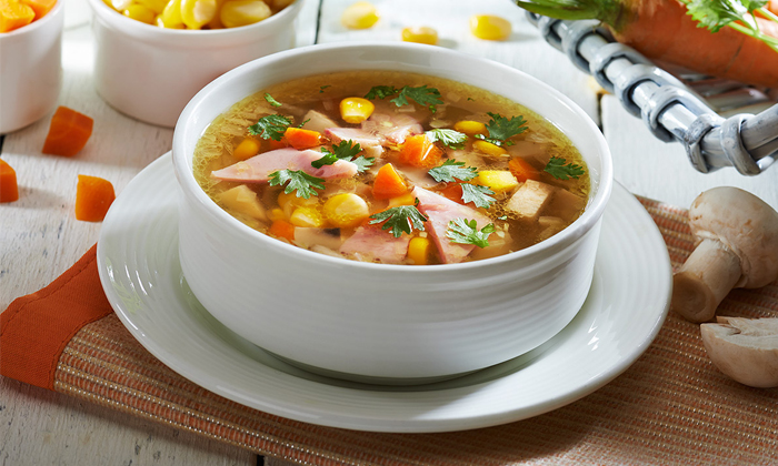Soups And Salads How Best For Health-TeluguStop.com