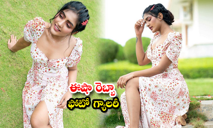 Watch this stylish pictures of Actress Eesha Rebba-ఈషా రెబ్బా ఫోటో గ్యాలరీ