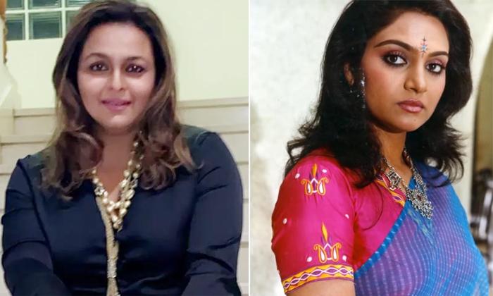 Actresses Who Left Film Industry And Settled Abroad Ramabha Madhavi Richa Gangopadhyay-TeluguStop.com