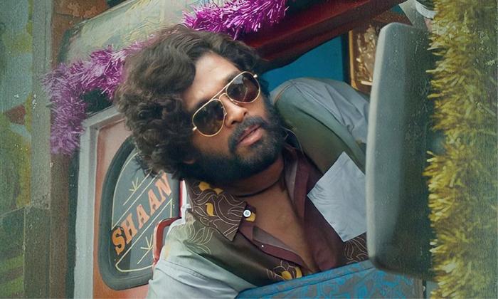 Allu Arjun Sukumar Movie Pushpa Story Leaked-TeluguStop.com