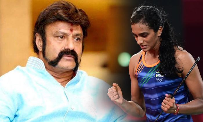 Balakrishana About P V Sindu Winning In Fb Post-TeluguStop.com