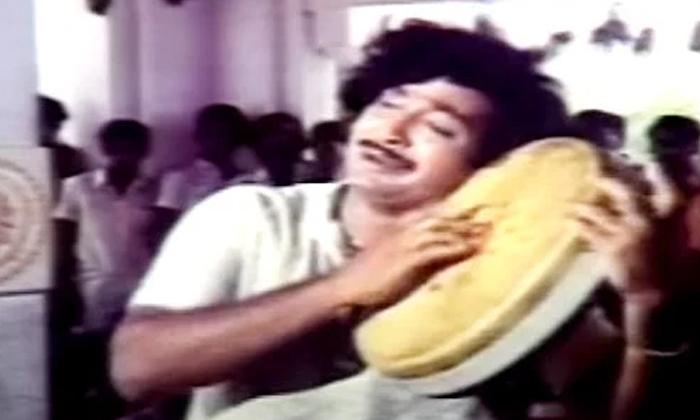 Challenging Scene For Actor Chandra Mohan-TeluguStop.com