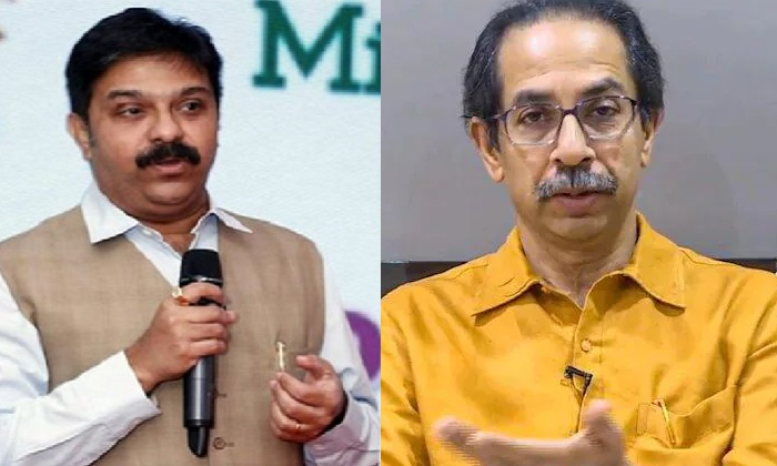 The Bjp Vs Shiv Sena In Maharashtra-TeluguStop.com